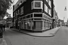 Tilburg, The Netherlands (bm^) Tags: city urban white black holland blackwhite nikon zwartwit nederland thenetherlands stedelijk zwart wit tilburg brabant stad d90 nikond90