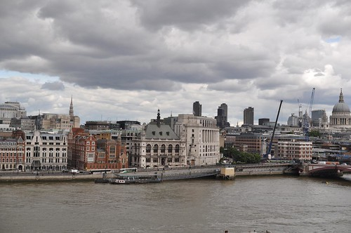 view of london