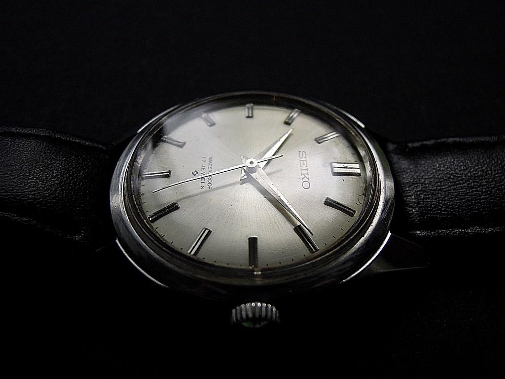 Vintage 1960s Seiko wristwatch