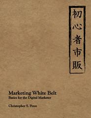 Marketing White Belt book cover