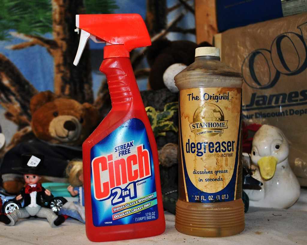 Cinch & Stanhome Degreaser