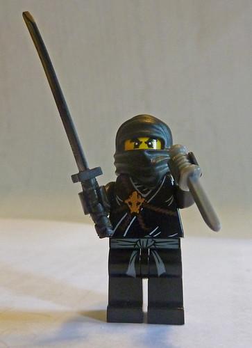 Lego Ninja 2011 A