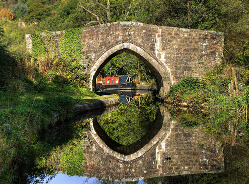 Countryside: Canal Bridge