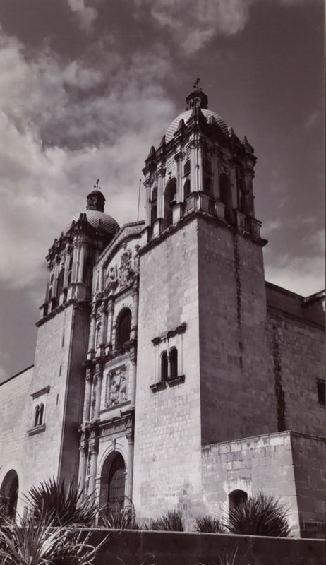 Church of Santo Domingo, Oaxaca