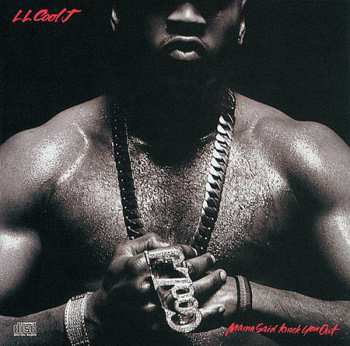 LL Cool J Mama Said Knock You Out Album Cover