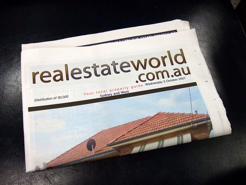 Real Estate Newspaper Sydney