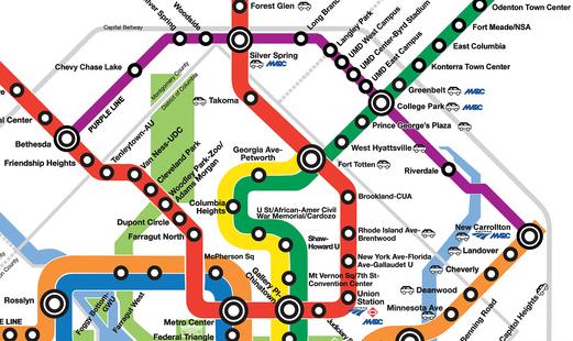 Purple Line Route Detail