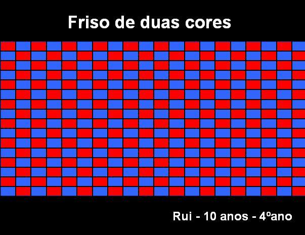Friso 2 cores Rui