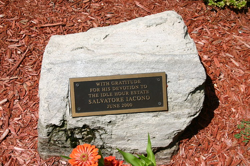 Iacono Memorial Plaque