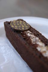 Chocolate Zuccotto, Chelsea Cafe, Shinjuku Mylord