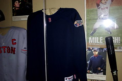 Terry Francona's 2007 World Series pullover