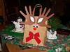 Reindeer Gift Bag 7 EnigmaArtist.com