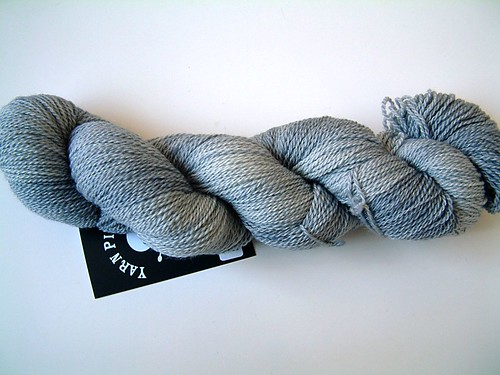 Yarn Pirate BFL- Fog