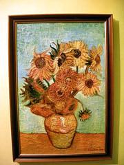 """Kopia """"Słoneczniki"""" Van Gogh"""