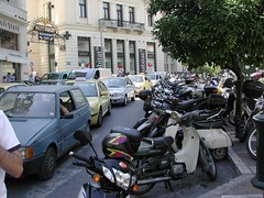Athens Traffic - Transportation Options