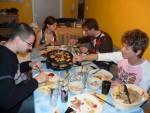 beim Raclette