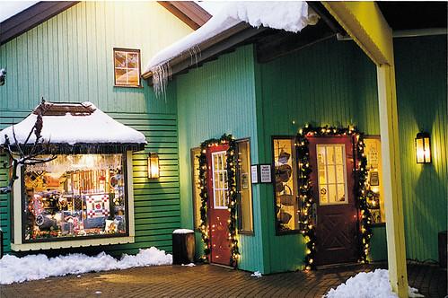 Das Dutchman Essenhaus Shops
