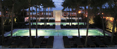 The Setai - Luxury Hotel at the Art Deco Oceanfront District in South Beach Miami :  travel hotel south beach luxury resort