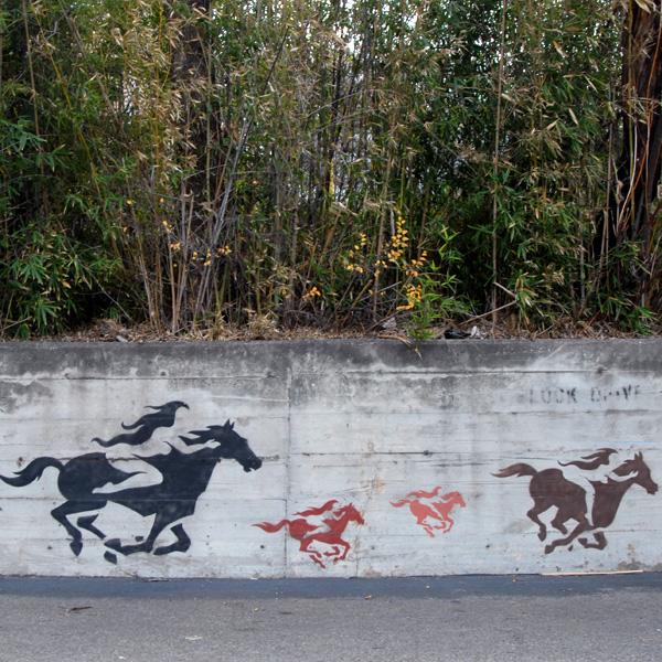 Pony Stencils