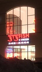 JJ Fish and Chicken