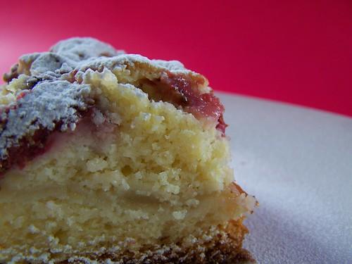 torta con manzana y fresas 015