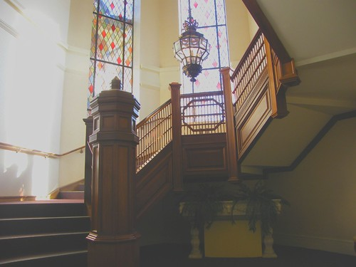 Main Stairs from Entrance Hall