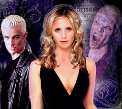 Sarah Michelle Gellar en Buffy
