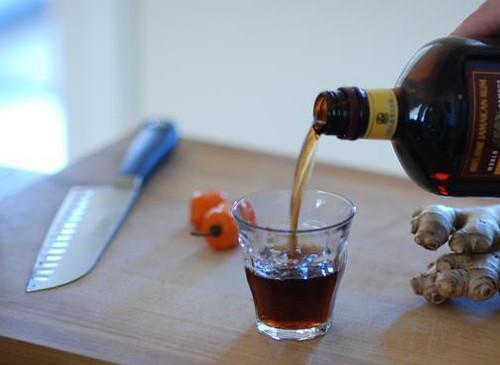 Root Source: Dark Rum