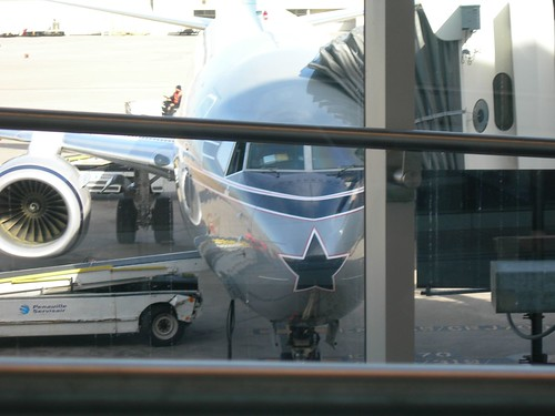 2008-01-27 Starliner in DFW (2)