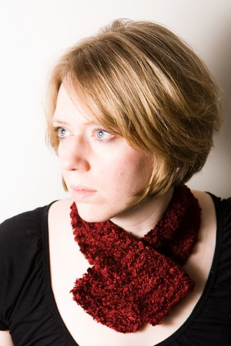 Knit Neckwarmer