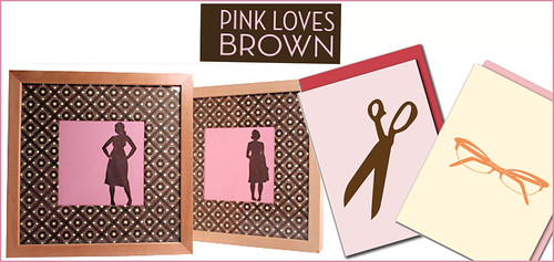pink loves brown