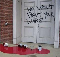 Anti-War Vandals