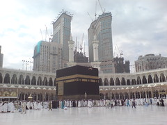 The Holy Mosque - Makkah (leppardize) Tags: ericsson sony islam mosque holy saudi arabia mecca islamic makkah k800i kaaba