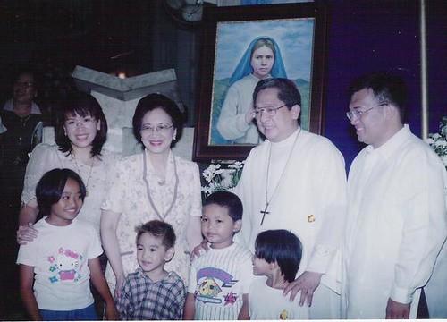 Corazon+aquino+family