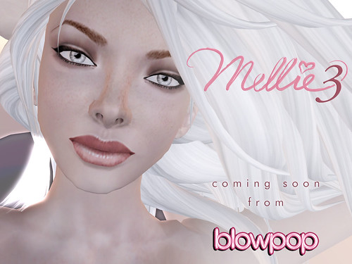 Mellie3 teaser ad #2