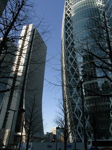 東京モード学園ビル