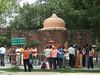 Jallianwala Bagh - The wall (Brind) Tags: india punjab 1919 bagh amritsar singh jallianwala panjab jallianwalabagh udham udhamsingh shaheedudhamsingh jallianwalabaghmassacre