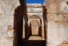 DSC_0087.JPG (tenguins) Tags: africa travel castle architecture ruins mosque arabic adventure morocco berber fortress islamic rabat chelle siteseeing chella romanruins