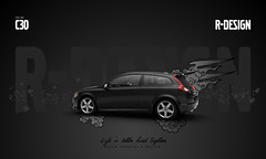 Black Sapphire R-DESIGN Volvo c30 (Gui Rio) Tags: desktop wallpaper illustration gteborg design volvo graphic sweden gothenburg r sverige gotland svenska gotheborg c30 volvoc30 volvoc30wallpaper volvoc30wallpapers volvoc30desktopwallpaper c30wallpaper c30wallpapers