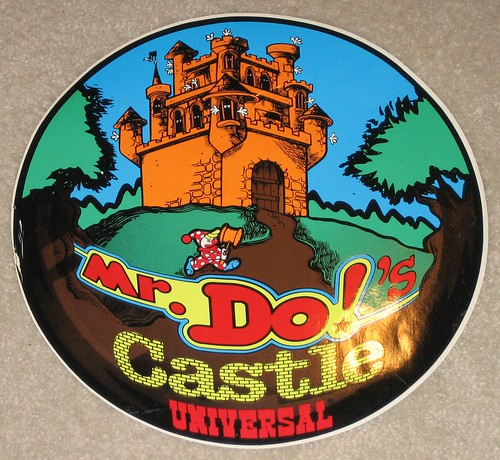 Mr. Do!s Castle