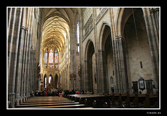 Catedral de San Vito (creado.es) Tags: prague praha praga    400d