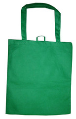 A Green Shopping Bag