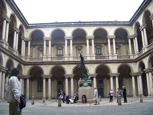 Brera by matthewreid, on Flickr