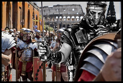 waiting for to march (AttilioCorrenti( Attila2006 -Maverick)) Tags: friends romans theperfectphotographer
