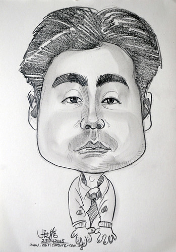 Caricature Sumitomo Mitsui Banking Corporation 250408