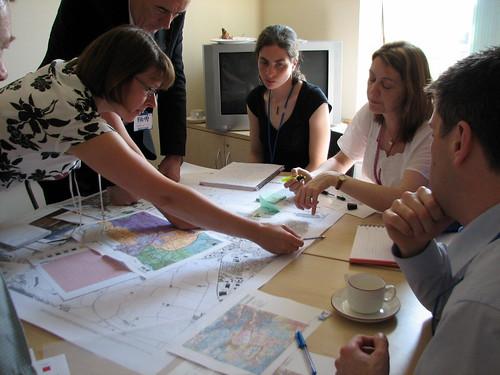 collaborative planning workshop