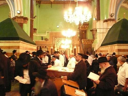 Marat HaMachpela - Yitzchok Hall