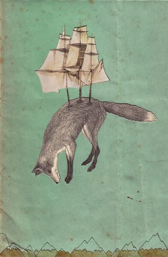 foxship2 by iiiinga.