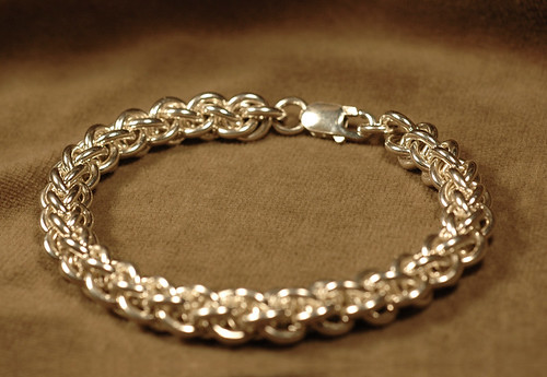 Extra Bold Jens Pind Bracelet