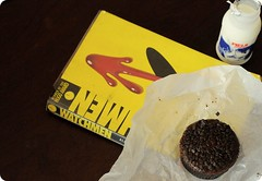 "A Lazy Afternoon: Alan Moore's ""Watchmen"", A Cupcake, Some Cold Milk"